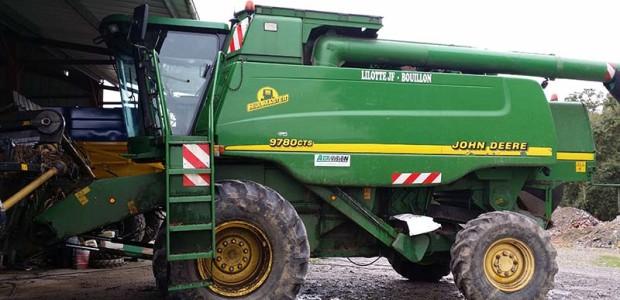 Interventions de la semaine – Reprogrammation moteur tracteur