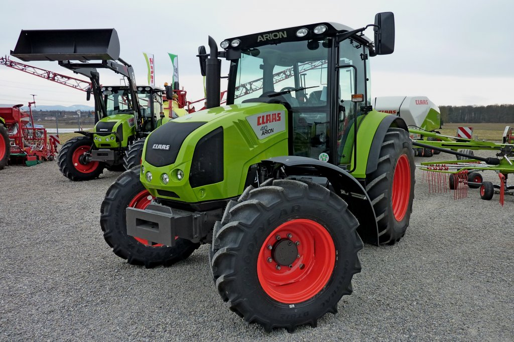 Optimisation tracteur