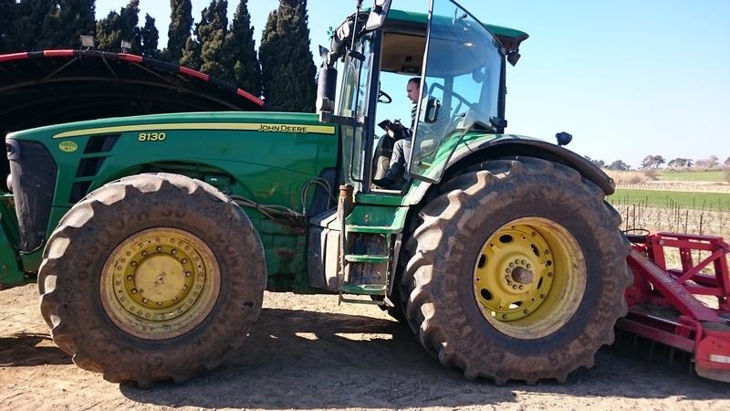 augmenter la puissance tracteur