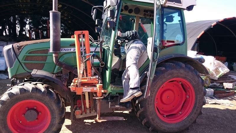 Reprogrammation agricole