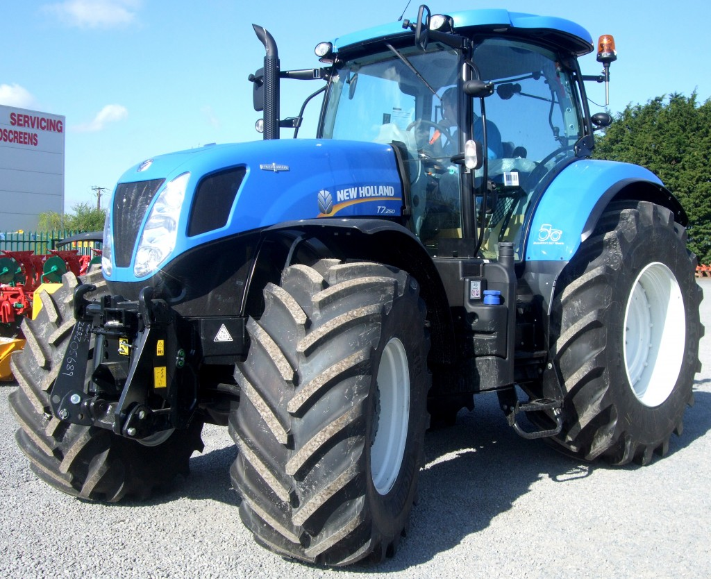 Reprogrammation moteur tracteur