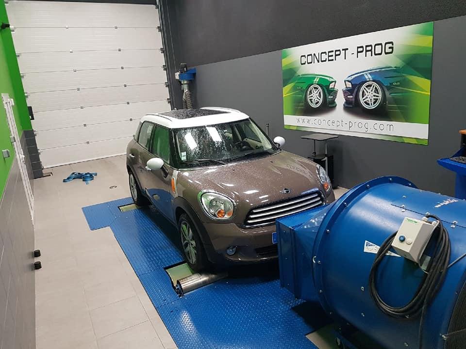 reprogrammation ethanol E85 mini